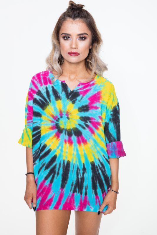 Festival Fashion Tye Dye - Explosion